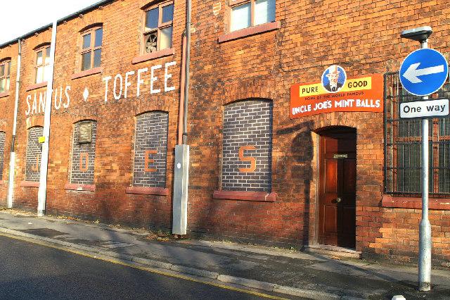 Wigan delicacy