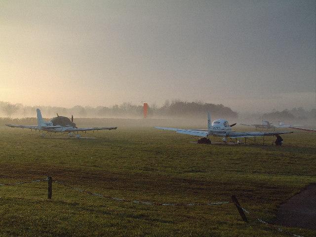 Denham Aerodrome Windsock