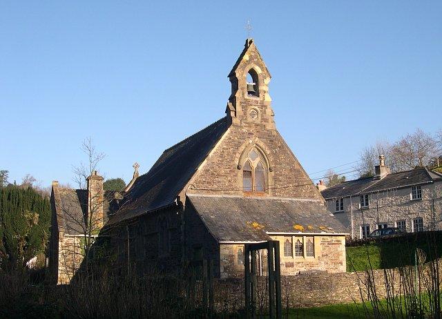 Milton Combe Church
