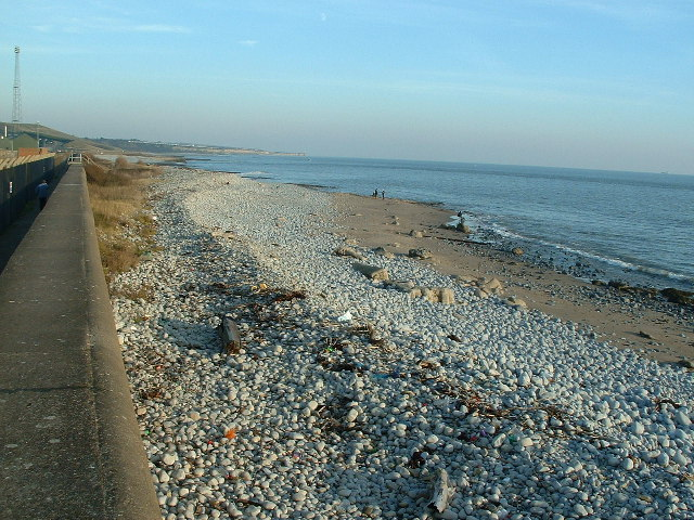 Sea Wall from Breaksea Point