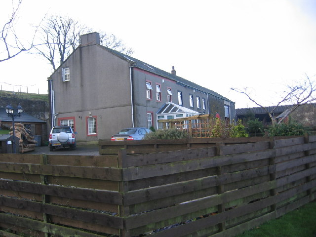 Springhill House.