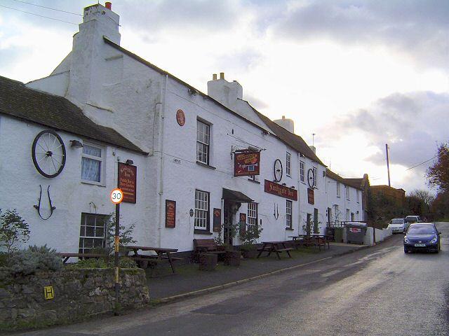 The Sandygate Inn near Newton Abbot