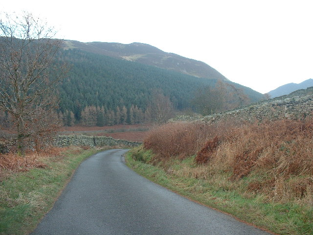 Road to Whinlatter