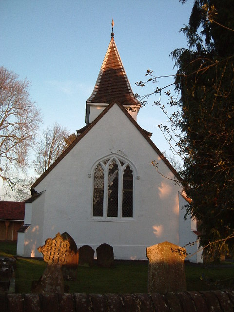 St, Leonard's Church from West