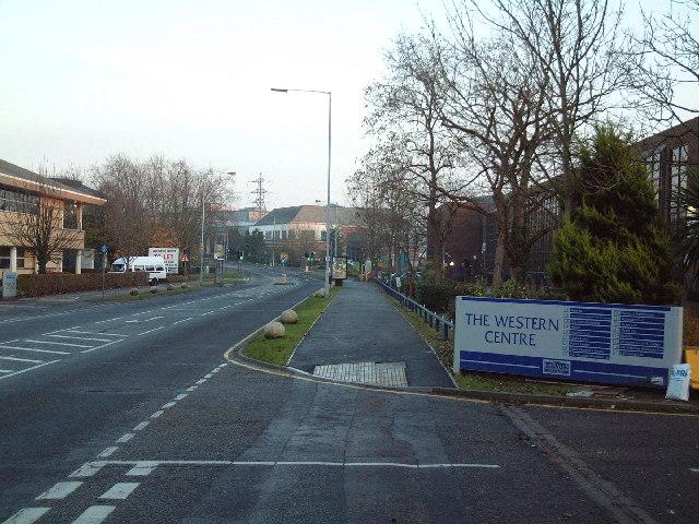 Western Road, Bracknell