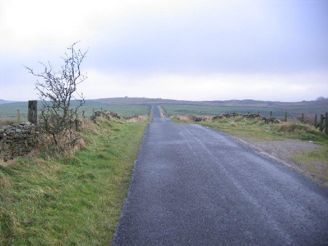Moor Road.