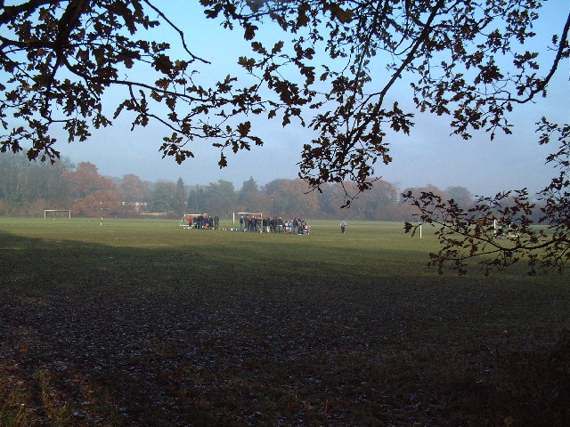 Playing Fields, Ruislip