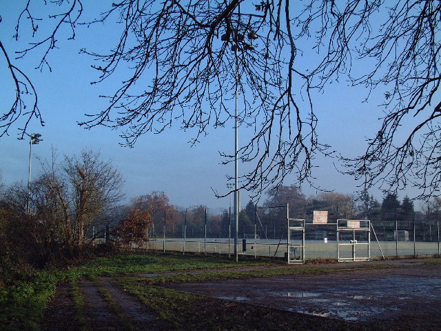 Hockey Pitches, Ruislip