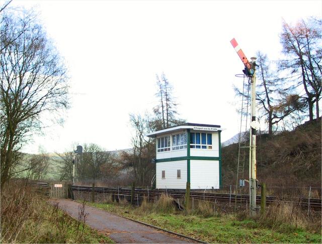 Chapel-en-le-Frith Station