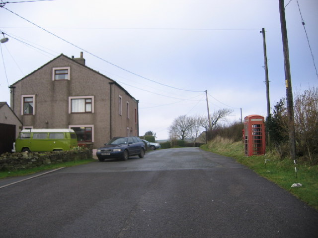 Winder and phone box.