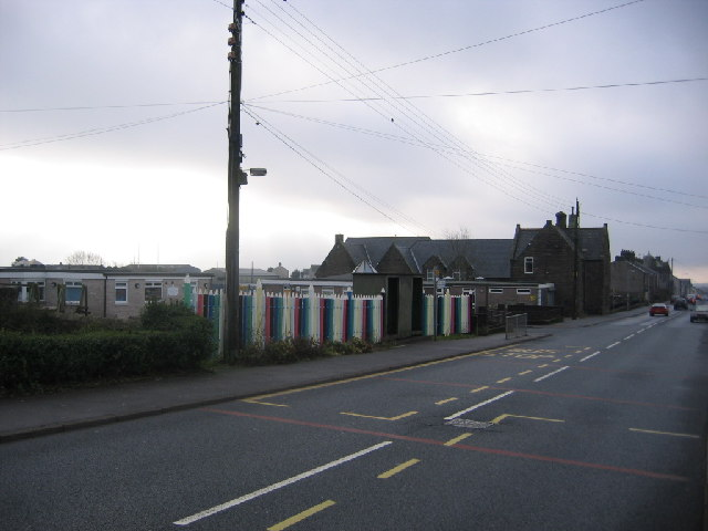 Frizington Junior School.