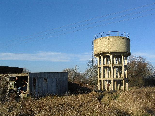 Water tower, Wymondham