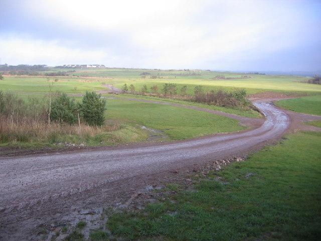 Whitehaven Golf Course.