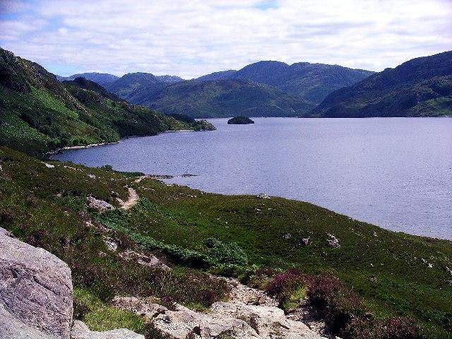 A special place (Loch Morar)