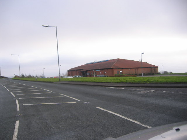 Whitehaven Swimming Pool.