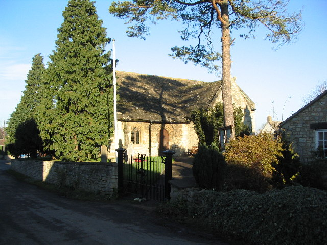 Church of St John the Baptist, South Witham