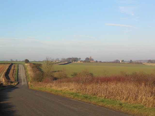 Road to North Witham