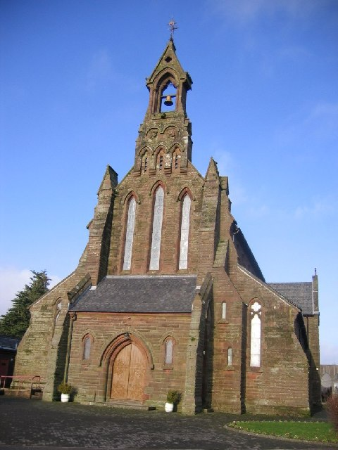 The Church at Cleator