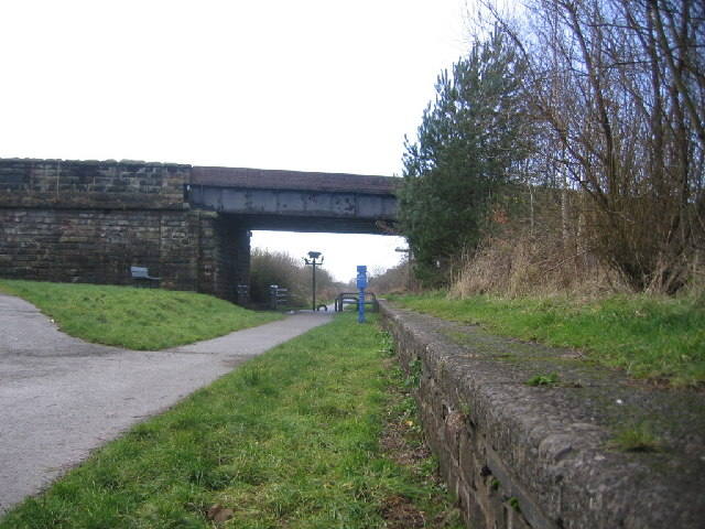 Road bridge over C2C Cycleway