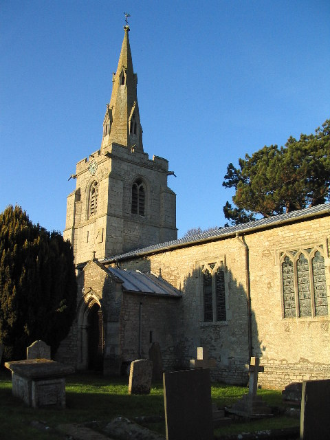 Church of St Mary, North Witham