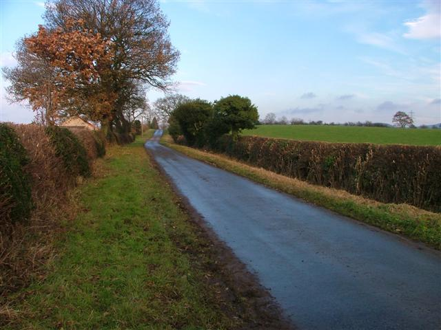 Cophill Lane