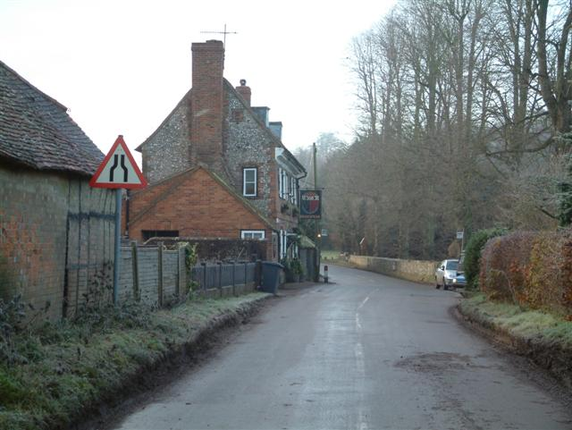 The Chequers, Fingest