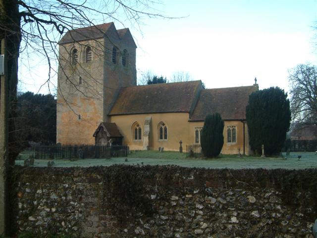 St. Bartholomew's Church, Fingest