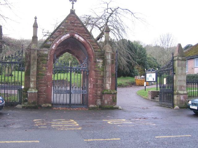 Whitehaven Cemetery.