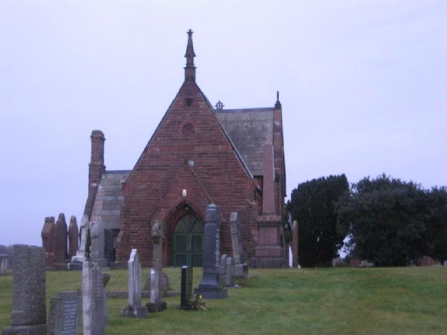 Egremont Cemetery.
