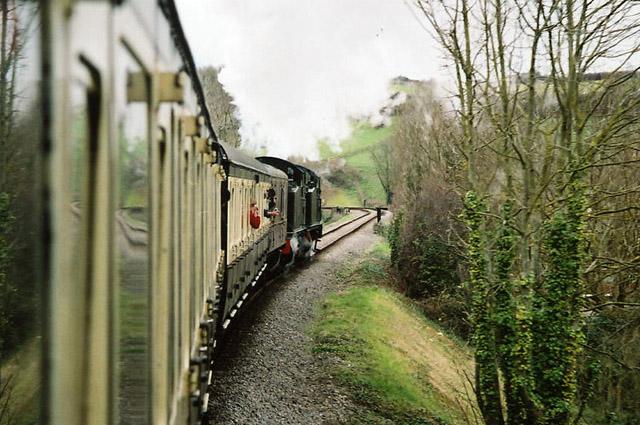 Watchet: West Somerset Railway