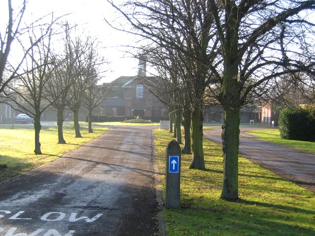 Cambridge Crematorium