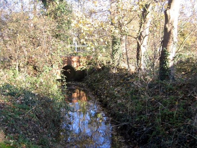 Washpit Brook, Girton, Cambs