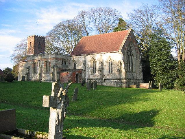 St. Mary's Church, Lockington