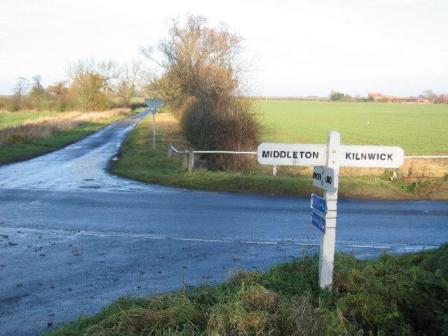 West of Kilnwick