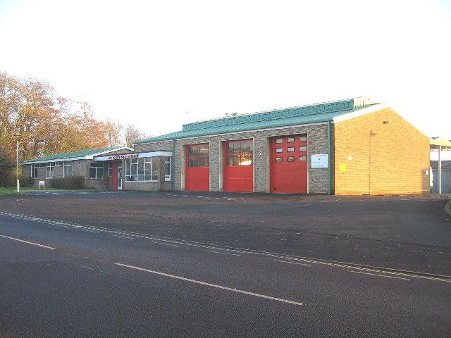 Fire Station, Trowbridge