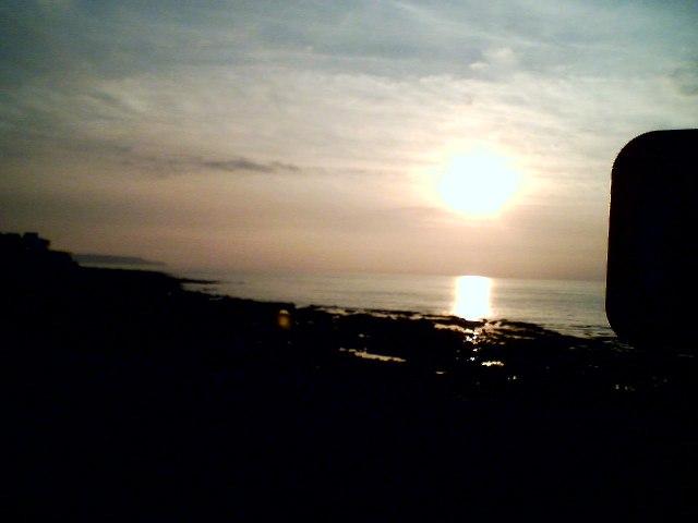 Westward Ho! Sunset