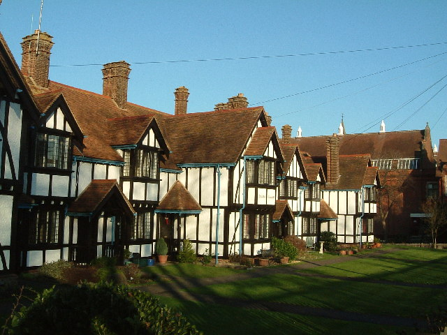 The Louisa Cottages, Park Road, Tring