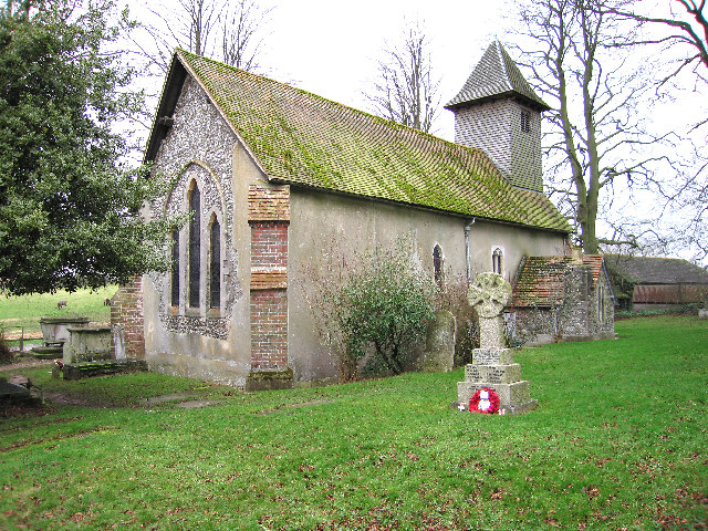 St Michael & All Angels Church, Knights Enham, Andover.