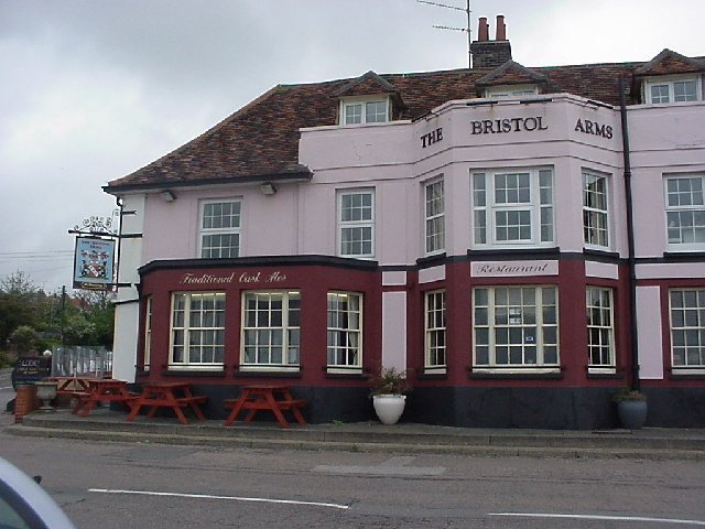 The Bristol Arms, Shotley Gate, Suffolk