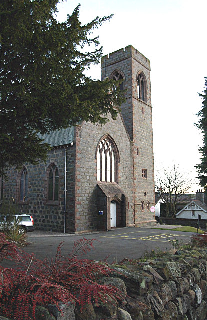 St. Devenick's Church, Bieldside.