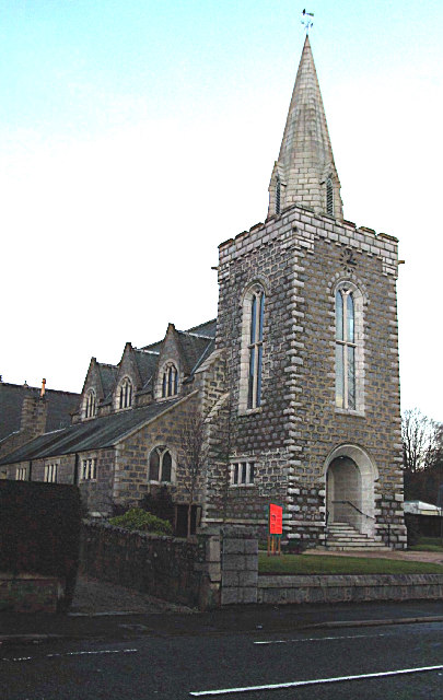Cults Parish Church.