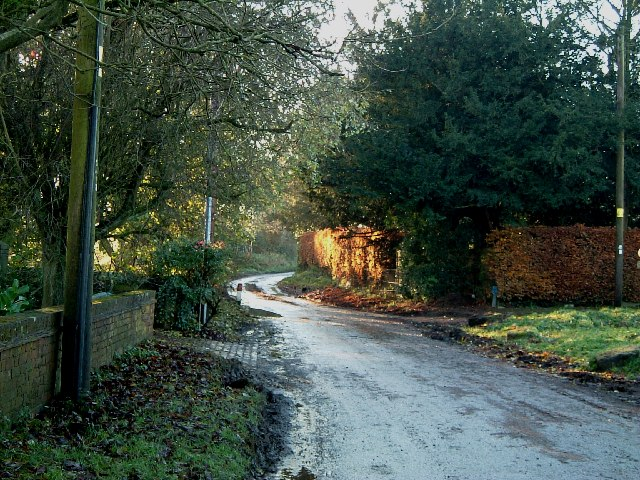 Hastoe hamlet