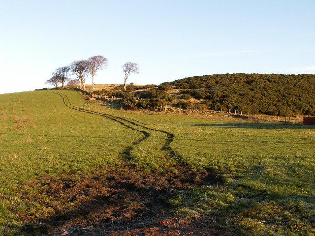 Ladeddie Hill