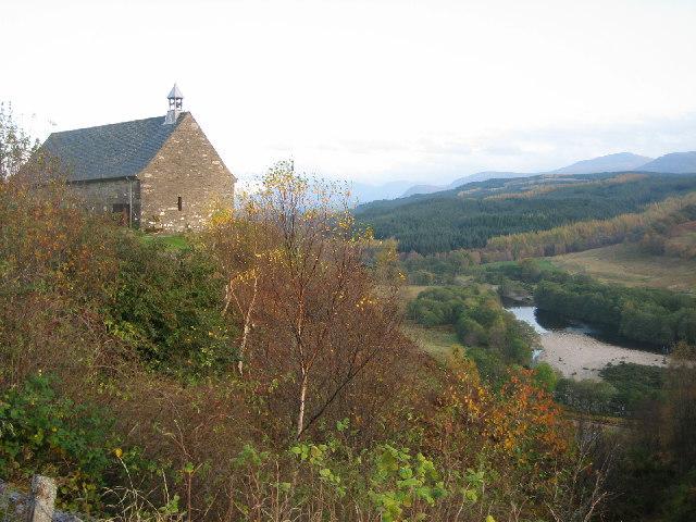 Cille Choirille Church