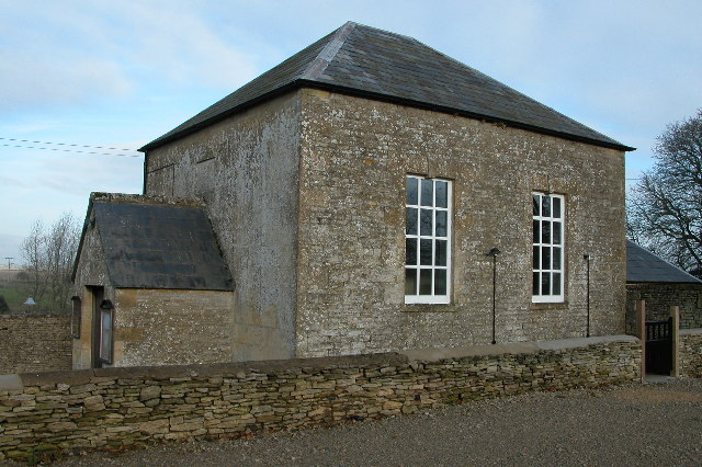 Methodist chapel in the village of Hawling