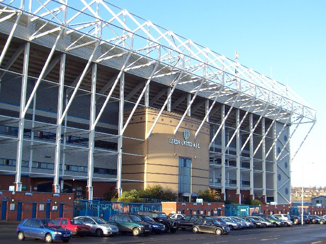 Leeds United AFC  East Stand