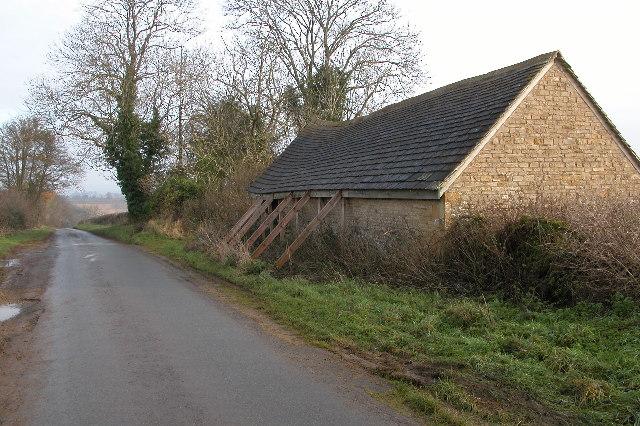 Wood's Barn, near Naunton