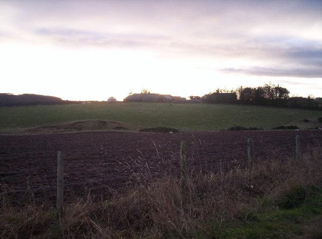 East Bradieston Farm and Fields