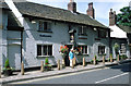 SJ9077 : The Admiral Rodney, Prestbury. by Peter Ward