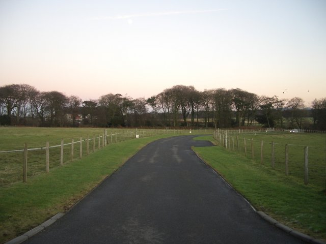 Ormiston Farm entrance